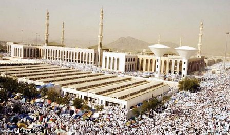 historical mosques in makkah & mashair new -